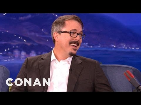 "Vince Gilligan On The Origins Of ""Breaking Bad"" - CONAN on TBS ..."