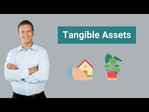 Tangible Assets (Definition, Lists)   How To Value It?