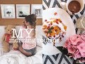 Moje ranní rutina | My morning routine | 2018