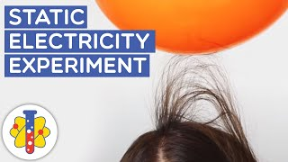 How to create static energy? #shorts #backtobasics #scienceexperiments