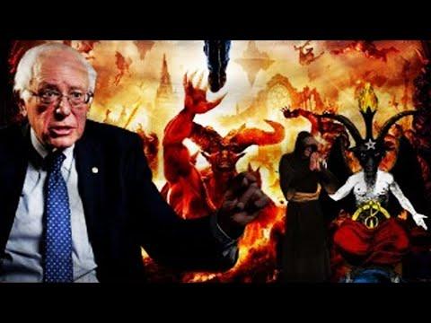 Libertarian Debate Summons Evil Bernie Sanders