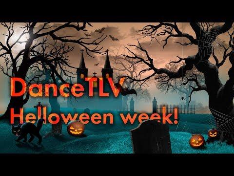 DanceTLV Helloween week!