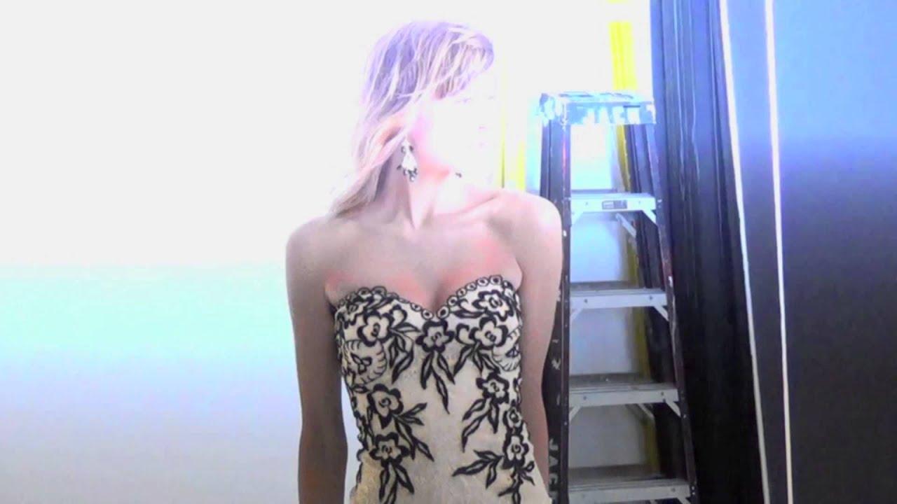 Behind the Scenes: Aliana Lohan for Camille La Vie Fall ... - photo #8