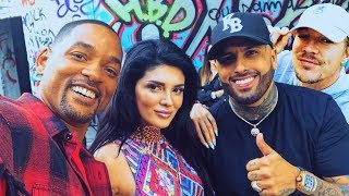 Making the FIFA World Cup Song with Nicky Jam, Diplo & Era Istrefi!