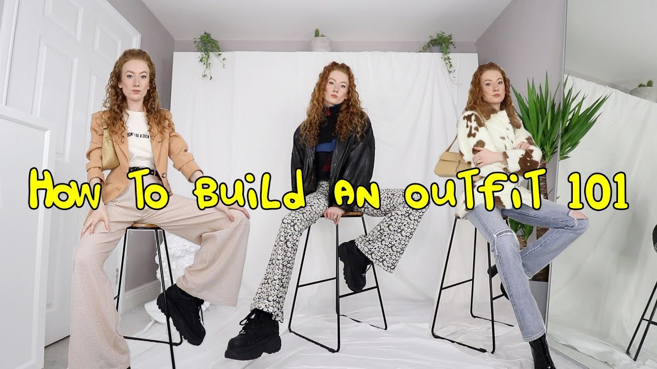 [VIDEO] - HOW TO STYLE AN OUTFIT 101 (aka cute casual fall outfits) ? 1