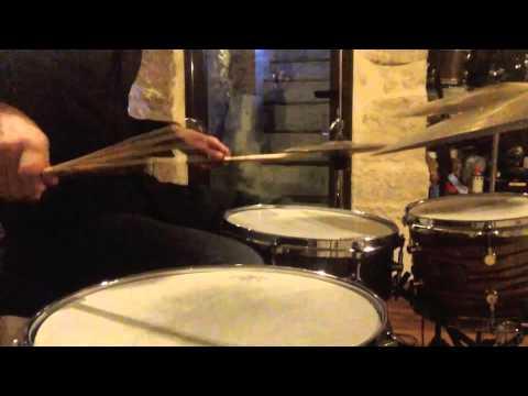 canopus ash kit zelkova snare drums played by cedrick bec youtube. Black Bedroom Furniture Sets. Home Design Ideas