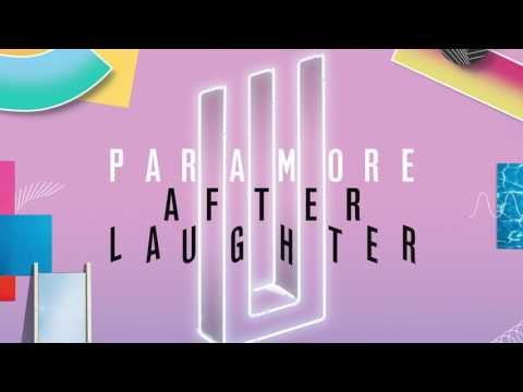 Paramore - Caught In the Middle (backing vocals / no voice)