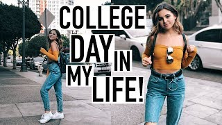 Video A DAY IN MY LIFE AS A COLLEGE STUDENT IN LA (what i eat/my workout) | Liv Vargus download MP3, 3GP, MP4, WEBM, AVI, FLV November 2017