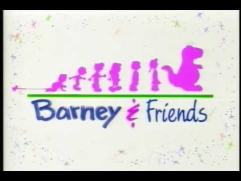 Barney Theme Songs1992present