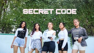 SECRET NUMBER(시크릿넘버) _ Who Dis? covered by SECRET CODE