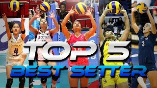 TOP 5 BEST SETTER IN THE PHILIPPINES (HD)
