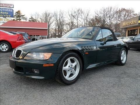 1998 Bmw Z3 Roadster 5 Spd Start Up Engine And In Depth