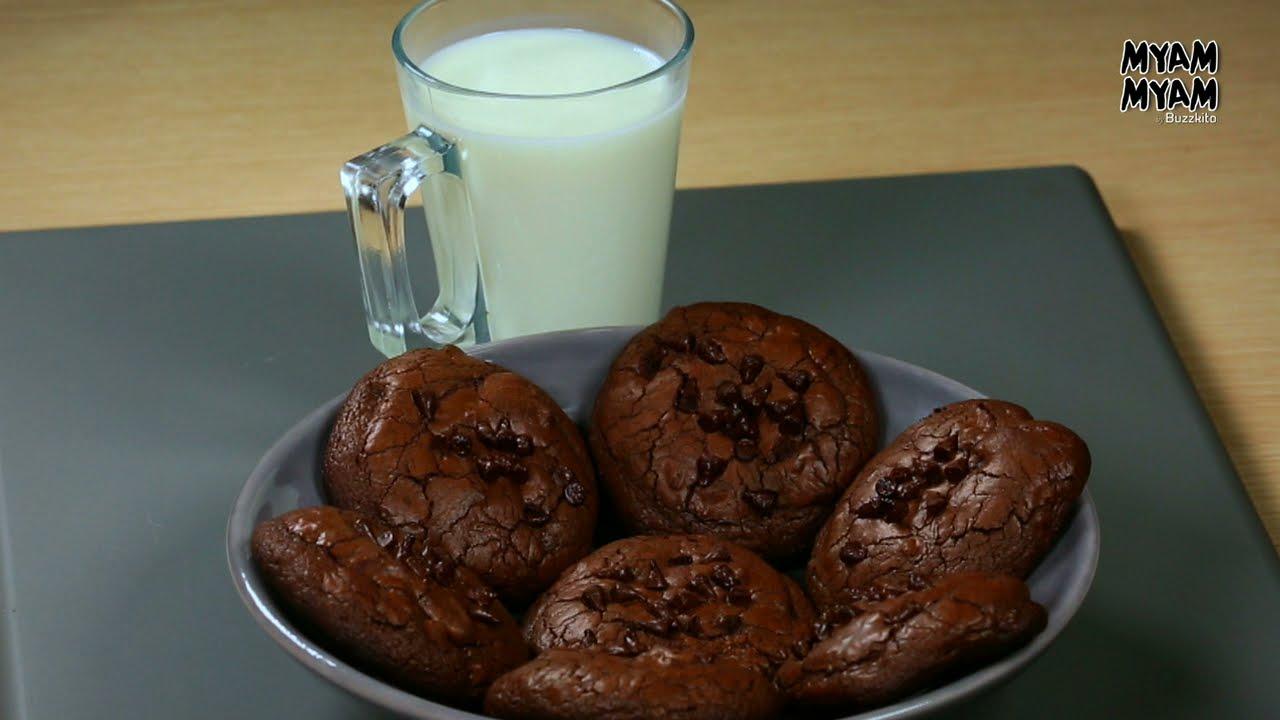 طريقة تحضير حلوى الكوكيز اللذيذة !