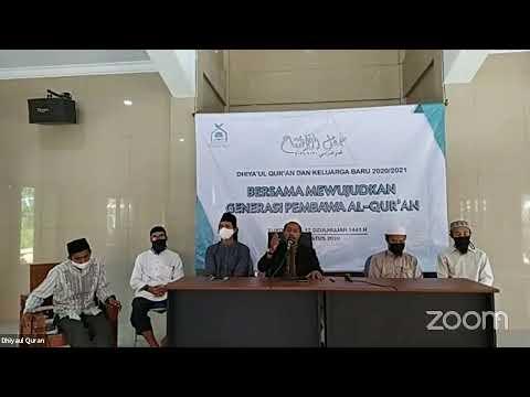 Dhiyaul Quran dan Keluarga Baru