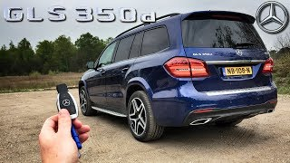 Mercedes Benz GLS REVIEW POV Test Drive by AutoTopNL