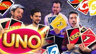 GIANT UNO IN REAL LIFE w/ Lewis Brindley!