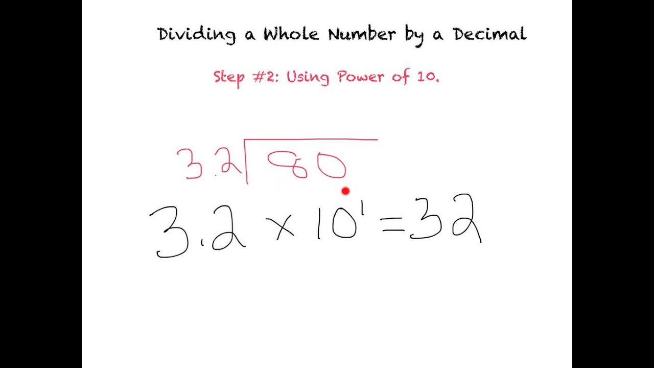 worksheet How To Divide A Whole Number By A Decimal Duliziyou – Divide Decimals by Whole Numbers Worksheet