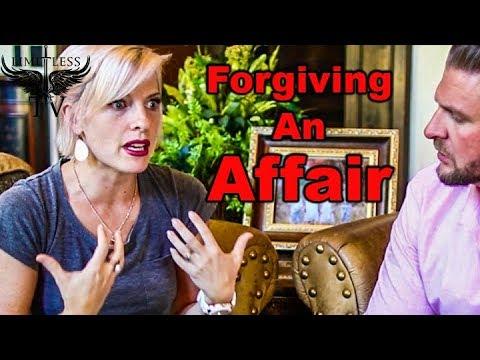How do i forgive my wife for having an affair