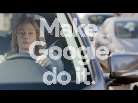 Google Assistant: Exploding Glitter Cake