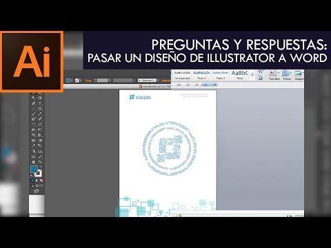 cómo-pasar-un-diseño-de-illustrator-a-word---preguntas-y-respuestas-#5-|-español