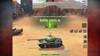 World of Tanks Blitz - Tight games