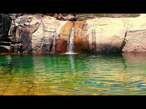 Secret Amazing Gerês Portugal Cascatas das 7 Lagoas Full HD