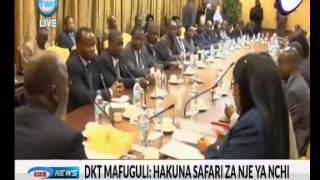 Video Raisi Dkt  Magufuli Afuta Safari Za Nje Kwa Watumishi Wa Umma download MP3, 3GP, MP4, WEBM, AVI, FLV November 2018