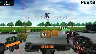 Gungriffon Blaze - PS2 Gameplay 1080p (PCSX2)