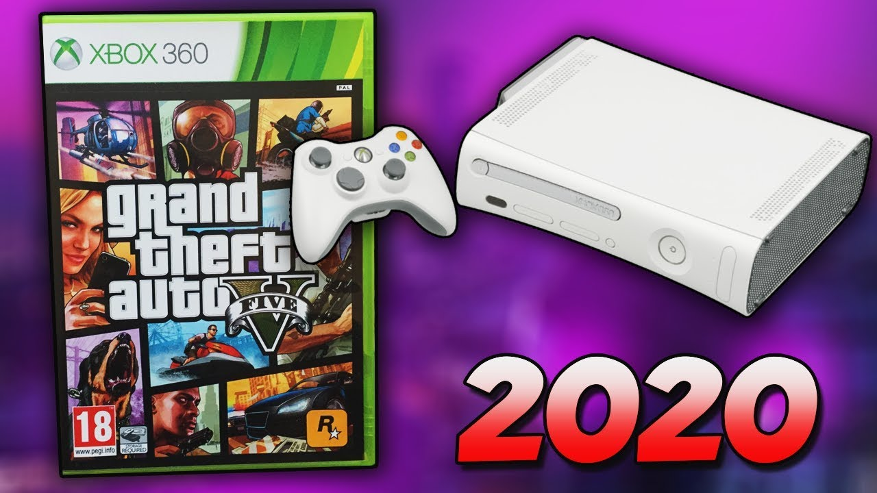 GTA 5 Online in 2020 but it's Xbox 360