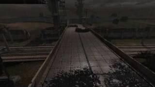 S T A L K E R Чистое Небо - Технический Видеоролик