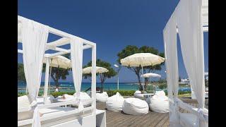 Capo Bay Hotel 4 Superior Капо Бей отель Кипр Протарас обзор отеля территория пляж