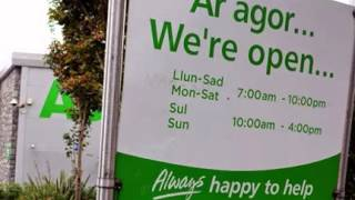 Black Friday 2014 in North Wales: Asda opening times and what