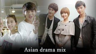 ► Asian drama mix || ● Прости-прощай