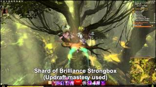 GW2 Tangled Depths Mastery Strongboxes Guide