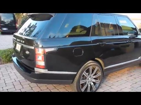 Real World Car Review | 2015 Range Rover HSE