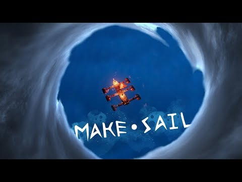 Make Sail - Expanding The Eye of the Storm! - New Boats & Technologies - Make Sail Gameplay
