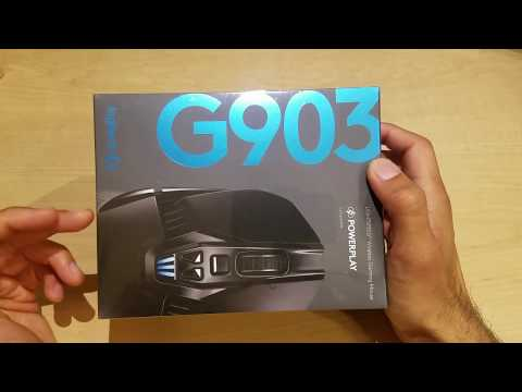 Unboxing - Logitech's $150 G903 Lightspeed Wireless Gaming Mouse!!