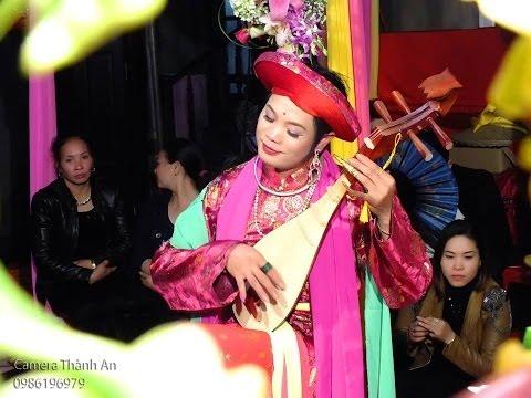 Hát Văn Hầu Đồng : Mộc Ân TĐ . Võ Hoàng Huệ Loan Giá Tại Bản Điện Cửu Thiên Linh Quang Điện