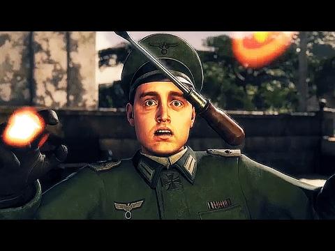 Sniper Elite 4 - Trailer