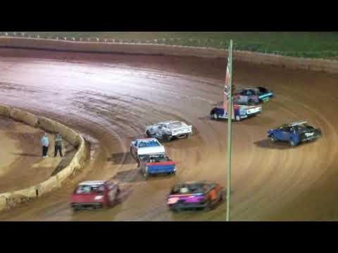 Brandon Brendle (Friendship Speedway) 9-22-2018