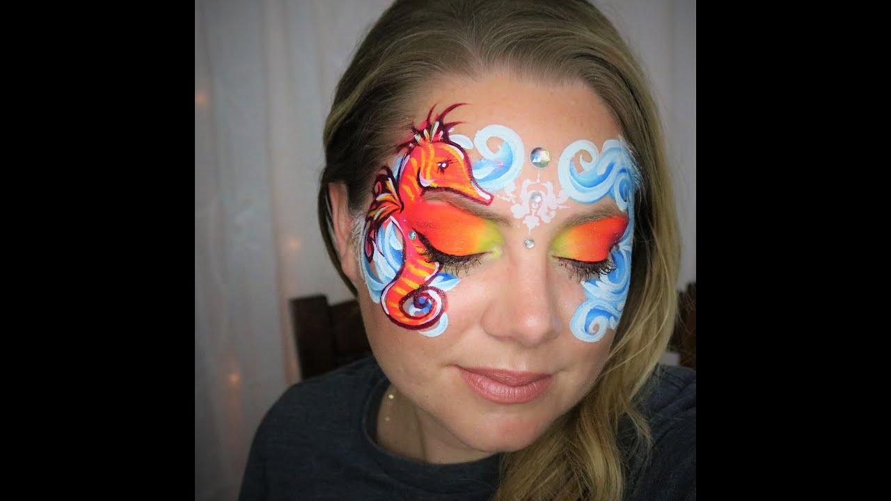Youtube Face Painting How To