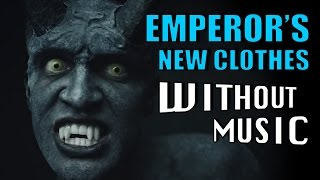 PANIC! AT THE DISCO - Emperor's New Clothes (#WITHOUTMUSIC parody)