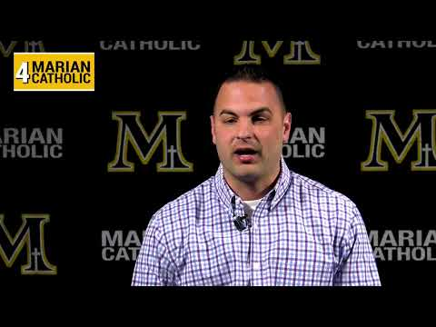 4 Marian Catholic - Tony DeCarlo