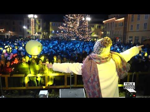 Capodanno A Fano: In 5000 In Piazza Con Il Concerto Di Haiducii