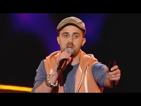 David Faulkner performs 'Superstition' - The Voice UK - Blind Auditions 2 - BBC One