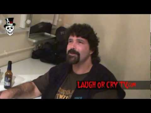 #81 MICK FOLEY INTERVIEWED BY ED SURNAME & DAVID PARIS (2011)