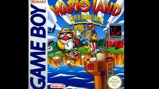 Wario Land - Super Mario Land 3 full walkthrough and perfect ending (Game Boy)