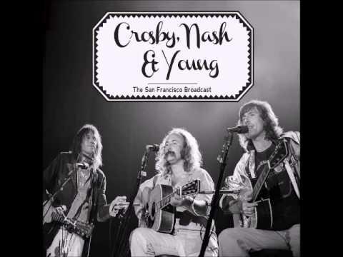 Crosby, Nash & Young - Live at Winterland (03-26-1972)