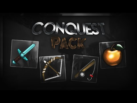 Minecraft PvP Texture Pack - Conquest Pack - by Ginie1 [1.7/1.8]