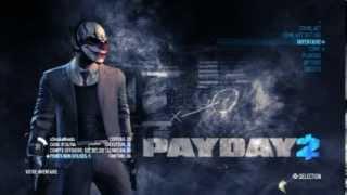 TUTO : Comment personnaliser son masque sur Payday 2